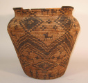 Apache Olla basket (mid 20th C)