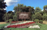 Mount Prospect Welcome Sign