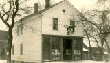 Mount Prospect's Oldest Business Building, ca. 1910