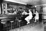 Kruse Tavern, 1933 - Interior
