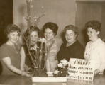 National Library Week Celebration, 1966 - I