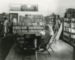 Early Mount Prospect Public Library Building, 1944