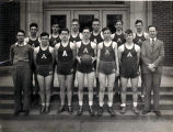 Arlington Heights High School Basketball Team of 1937