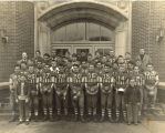 Arlington Heights High School Football Team, 1941