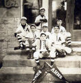 Arlington High School Baseball Team circa 1915