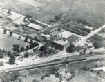 Aerial View of Foundry and Kensington Roads