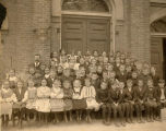 St. Peter Lutheran School, Class of 1909