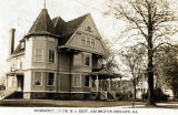 Dunton Avenue, 412 North - Postcard