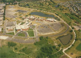 Aerial view of Spartan Campus, 1994