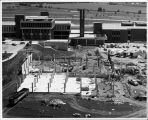 Construction of Building D, later called Advanced Technology Center (ATC).