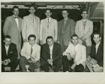 1957 Photograph of Elgin Community College Athletes