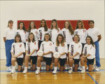 The 1994 Skyway Conference Volleyball Championship Team