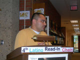 4th Latino Read-In Chain