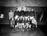 1960 Elgin Community College Basketball Squad