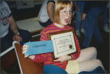 ECC Student Wins Academic Olympics in 1993