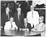 Founding Members of Board of Trustees Return to ECC