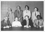 ECC Board of Trustees 1981-1982