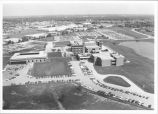 Aerial view of ECC