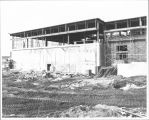 Building under construction in late 1970s.