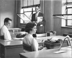 Secretarial Procedures Class, circa 1950s