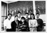 ECC honors its international community in the mid 1990s