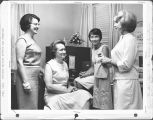 ECC Nursing Program Uniform Fitting, 1965