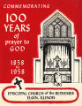Commemorating 100 years: Episcopal Church of the Redeemer, Elgin, Illinois 1958