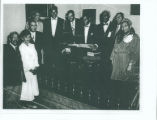 Jacob Avery Downs, Sr., Rubye Downs, Dr. Granville Reed, Jr., LaVera Allen, William Small, Rev. M....