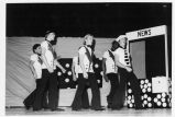 "Production of ""Guys and Dolls"", Lake Forest Academy, 1970s"