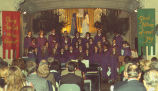 Holiday Concert, Lake Forest Academy, 1973