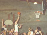 Basketball Game, Lake Forest Academy, 1974