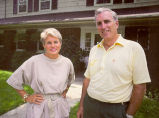 "Thomas and Mary Ann B. ""Bondy"" Hodgkins, President and Principal, Lake Forest Academy,..."