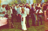 Fall Picnic, Lake Forest Academy, 1974