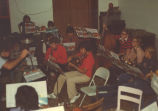 Band Practice, Lake Forest Academy, 1979