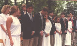 Commencement, Lake Forest Academy, 1987