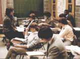 Students in Chemistry Class, Lake Forest Academy, circa 1982