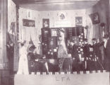 "Production of ""Class Day: a Farce in One Act"", Lake Forest Academy, March 10, 1900"