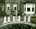 Centennial Belles, May Day, Ferry Hall, 1969