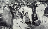 Combined Senior Class Picnic, Lake Forest Academy and Ferry Hall, 1893