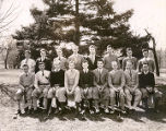 Golf Team, Lake Forest Academy, Circa 1920s