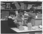 Westmoor Elementary School Third Grade Science Lesson on Static Electricity 1986