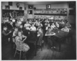 Group Classroom Picture of Seated Students Circa 1930s - Version 1