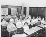 Crestwood School Grade 7-1 Class Photo 1954