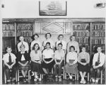 Crestwood School Junior High Student Council 1954