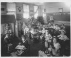 First Grade Room at Northbrook School 1930's