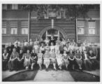 Northbrook School Class Photo Circa 1930s or 1940s