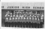 Northbrook Junior High Band Group Photo Circa 1974-1975