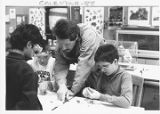 Eyeball Dissection Unit at Greenbriar Elementary School 1987