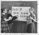 Modern Math Lesson Early 1960s