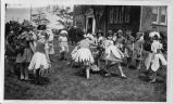 Harlem Consolidated School May Festival dance, 1922